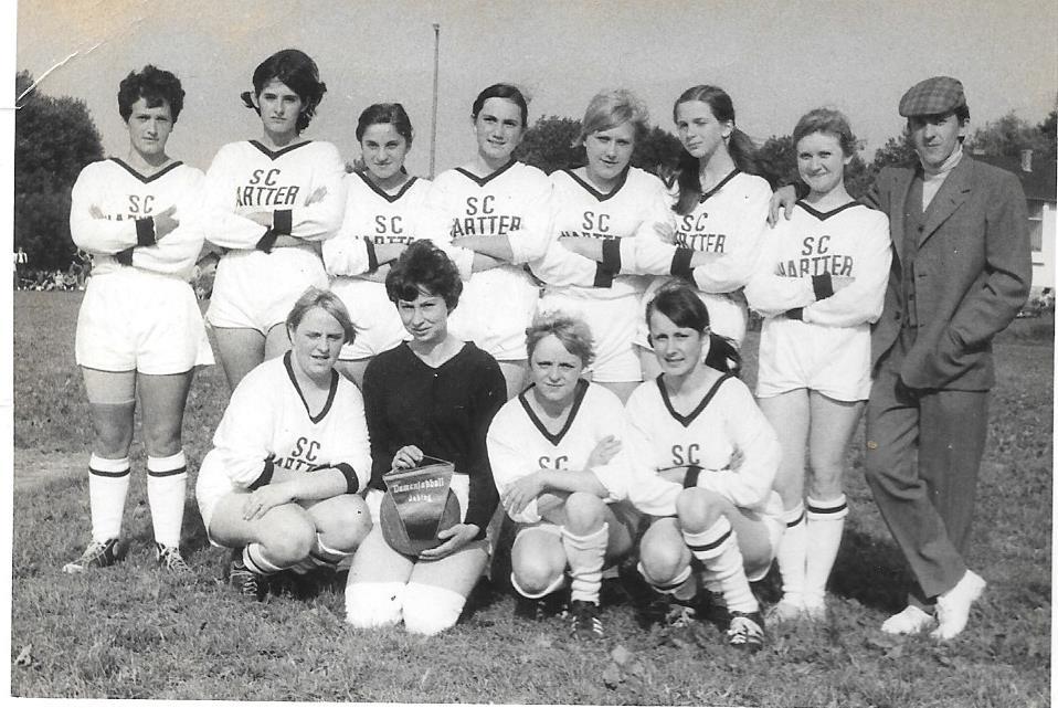 50 Jahre Damenmannschaft Jabing!