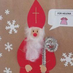 Hurra, der Nikolaus war da!
