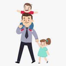 Einen schönen Vatertag