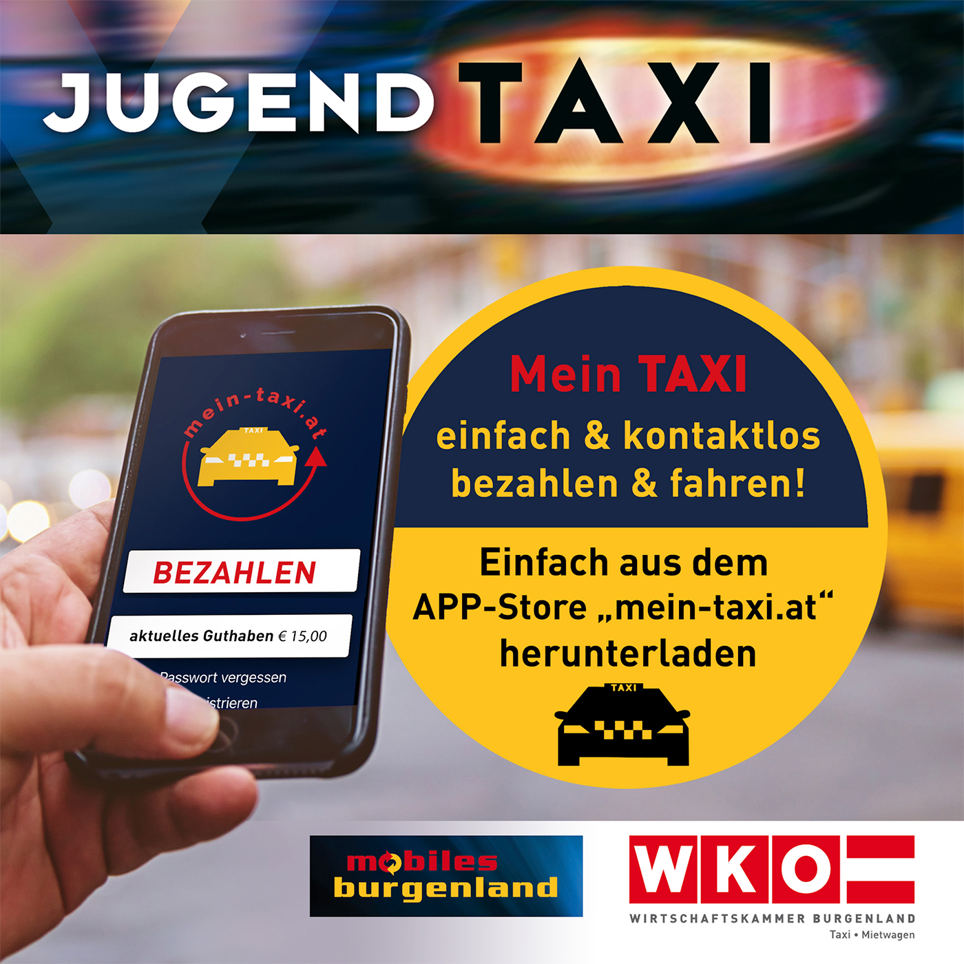 You are currently viewing Das Jugendtaxi jetzt als App