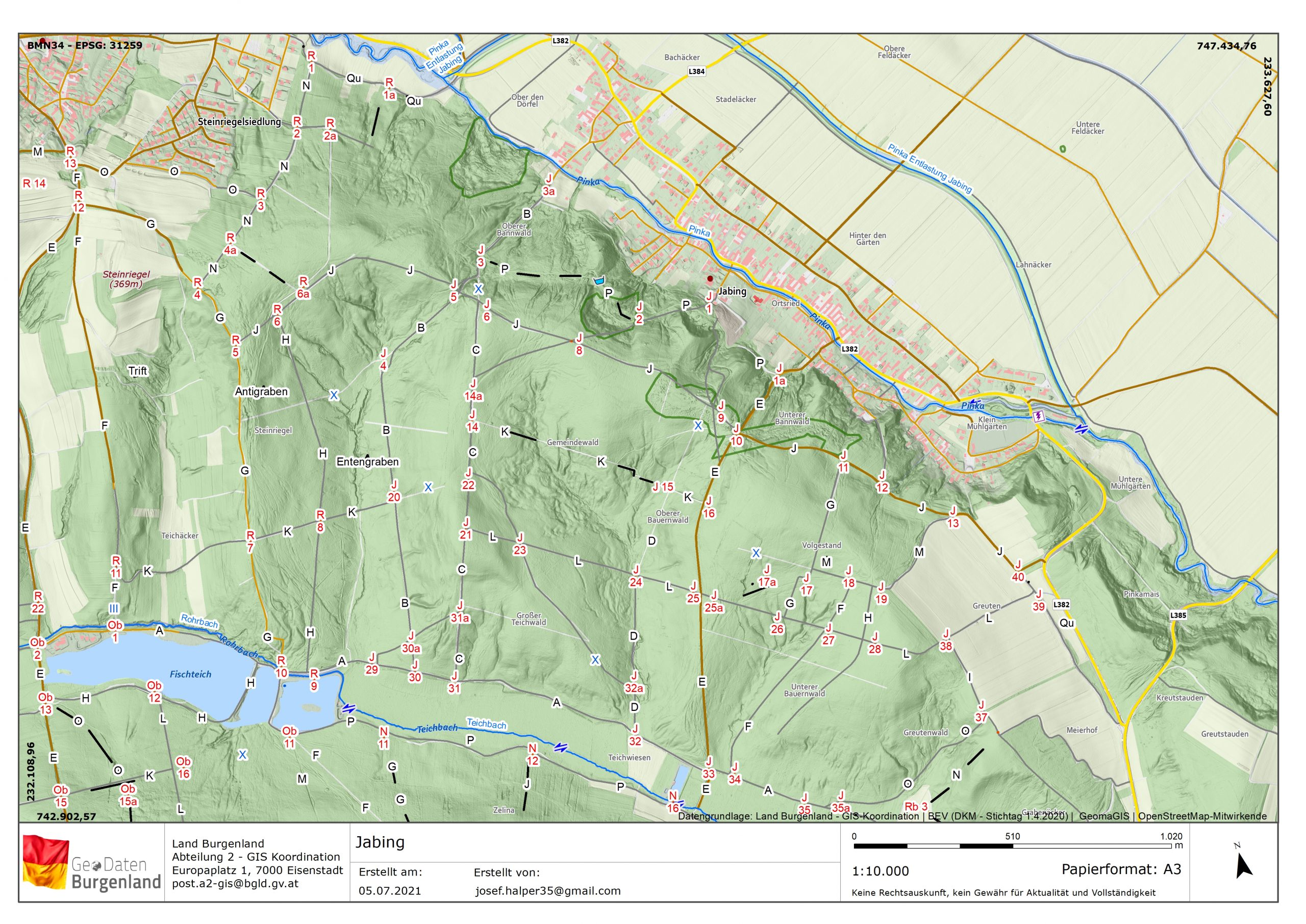You are currently viewing Neue Wanderwegrouten
