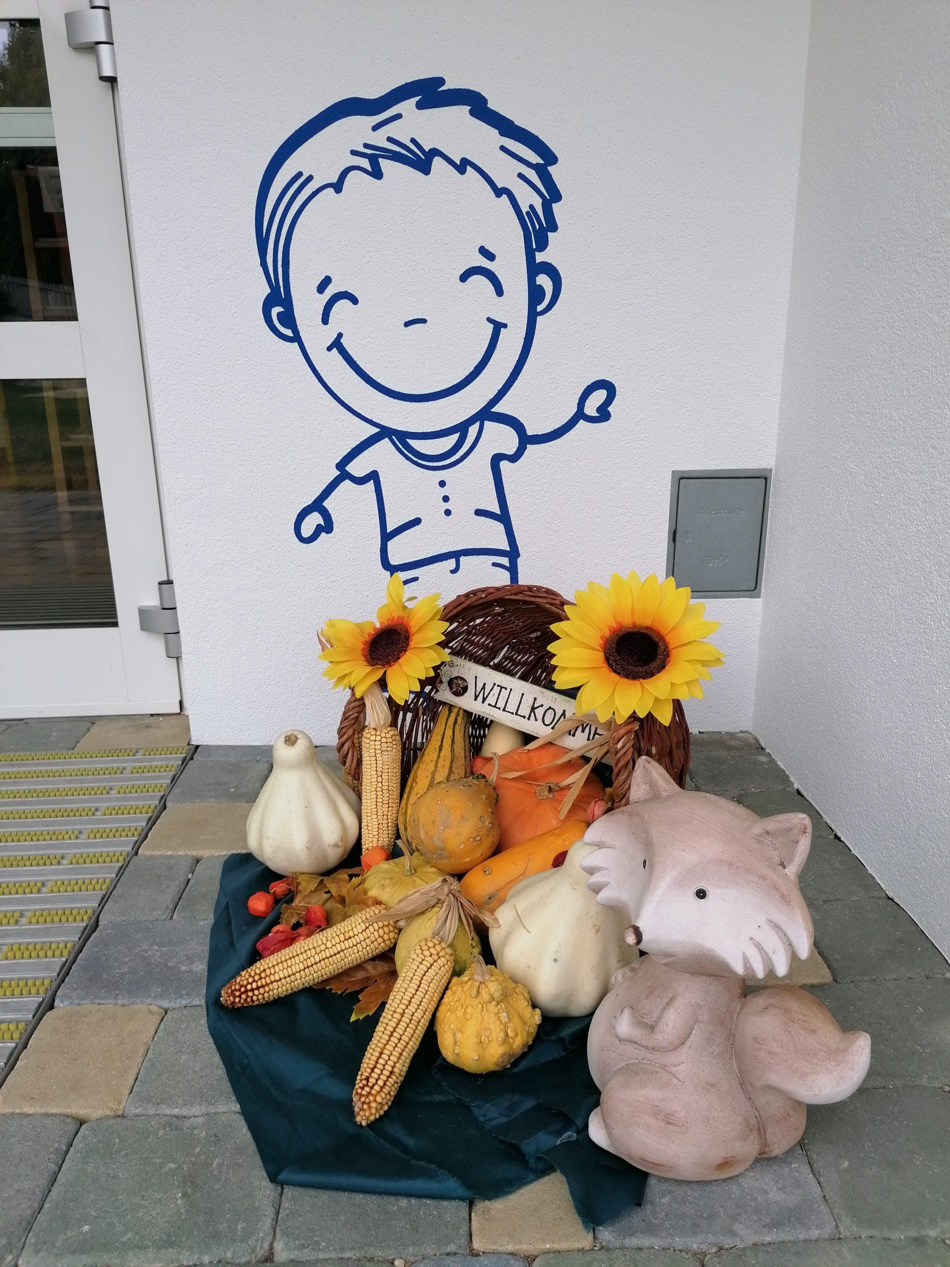 You are currently viewing Erntedank im Kindergarten